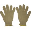Перчатки из арамидной пряжи трикотажные вязаные